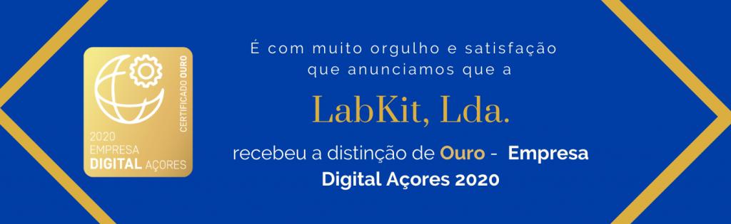 Distinção Empresa Digital Açores 2020