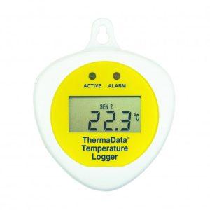 Registador de temperatura, modelo TD, -30ºC a +85ºC