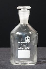 Frasco Winkler branco, 250 ml