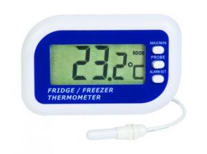 Termómetro digital p/ equipamentos de frio, -25°C a 70°C
