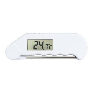 Termómetro Gourmet Branco, -40°C a 150°C