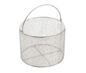 Certoclav wire basket ø 23 cm