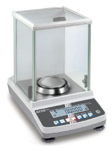 Balança analítica ABJ, 320 g/0,1 mg