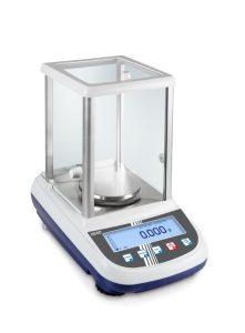 Balança de precisão PLJ, 2100g, leitura 0,001 g