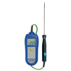 Termómetro Food Check azul, -50°C a 300ºC