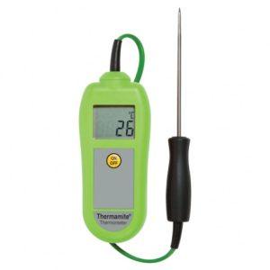Termómetro Thermamite verde, -50°C a 300°C