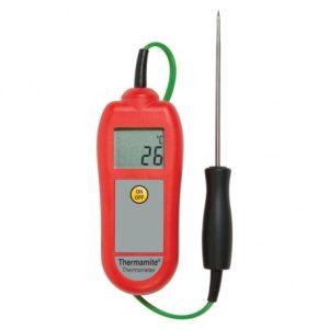 Termómetro Thermamite vermelho, -50°C a 300°C