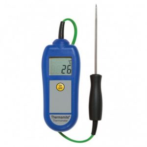 Termómetro Thermamite azul, -50°C a 300°C
